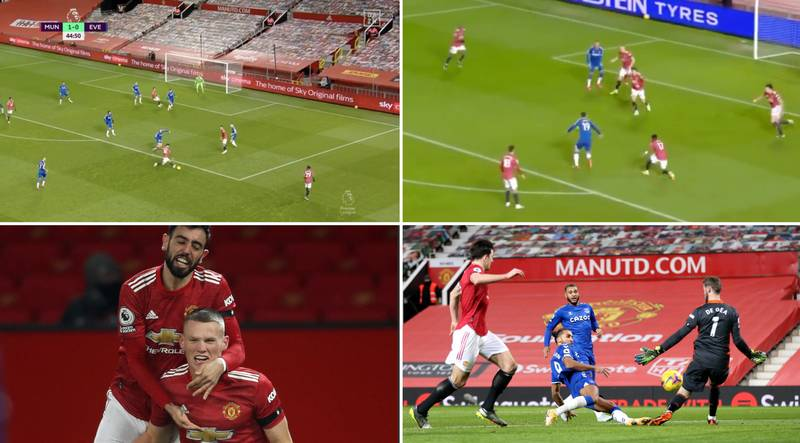 Dominic Calvert-Lewin Breaks Manchester United Hearts In Game That Had Everything