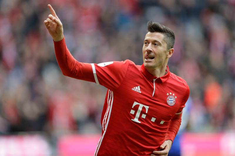 Robert Lewandowski Talks About The Time He Met Sam Allardyce