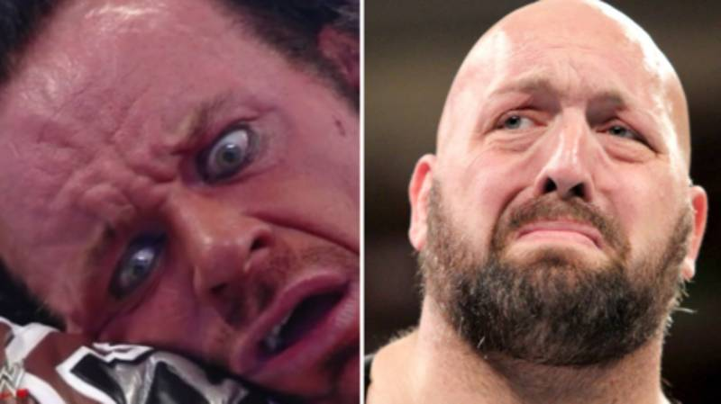 The Undertaker Once Responded To The Big Show By Sending Him A Picture Of His Balls