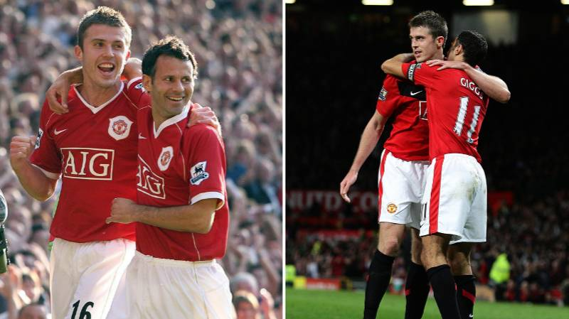 Michael Carrick Explains Piece Of Ryan Giggs' Genius That Left Him Frustrated