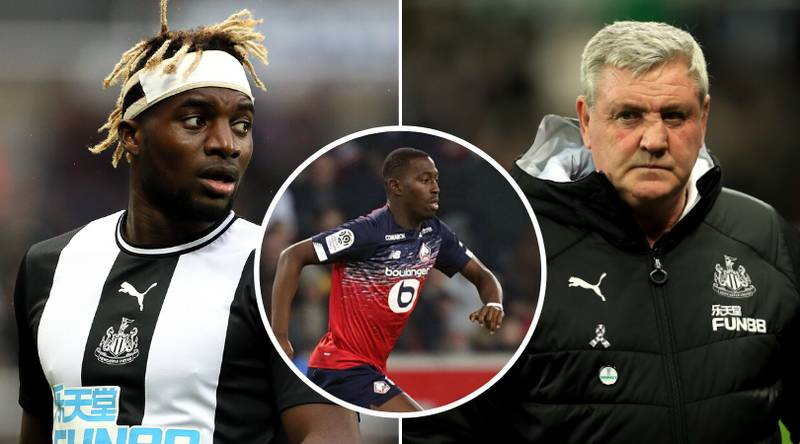 Allan Saint-Maximin Tried To Persuade Boubakary Soumare To Sign By Facetiming Him