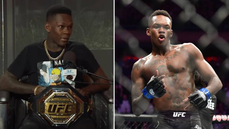 Israel Adesanya Brilliantly Explains Why He Has No Interest In Boxing Crossover Fights