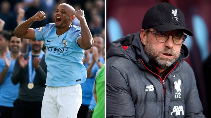 Vincent Kompany Reveals That It Felt Sweet To Ruin Liverpool's Title Charge