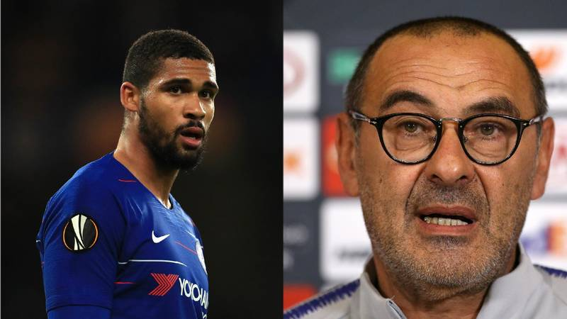 Ruben Loftus-Cheek Refuses To Rule Out January Move