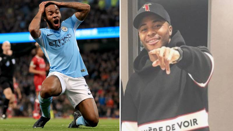 Manchester City Fans Sent Into Frenzy Over 'Agent Raheem' Sterling's Instagram Post