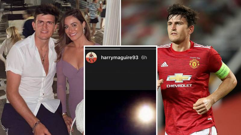 Harry Maguire Breaks Social Media Silence Following Aggravated Assault And Attempted Bribery Charges