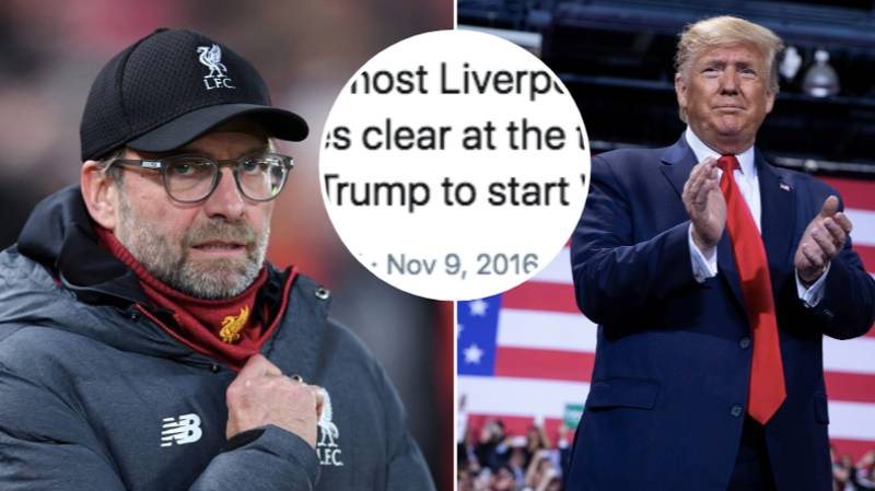 Account Predicted World War III Would Stop Liverpool's Title Challenge In 2016
