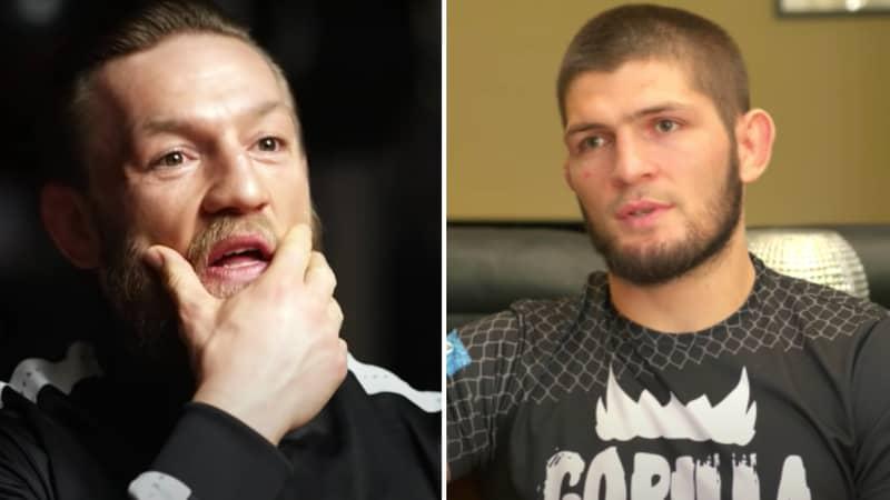 Khabib Nurmagomedov Reveals What Conor McGregor Said To Him During Their UFC 229 Clash