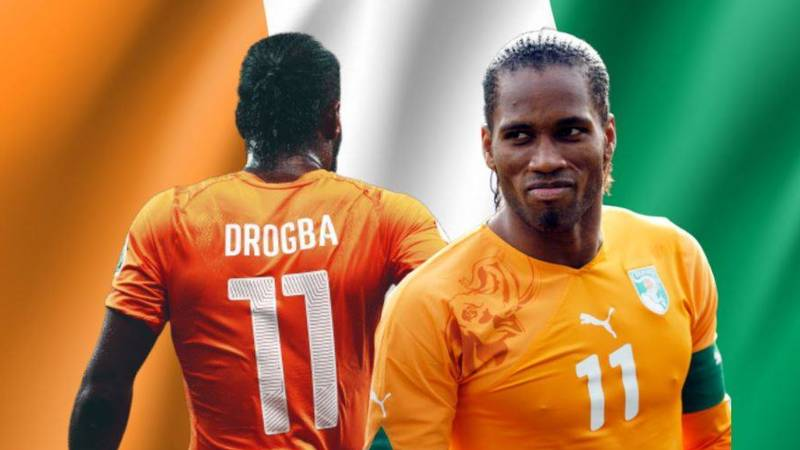 Didier Drogba Voted The Best African Player Of All-Time