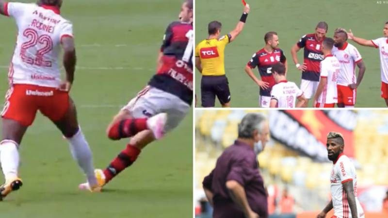Internacional Fan Pays $186,000 So On-Loan Player Can Play Against Parent Club, Gets Sent Off