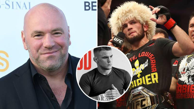 Khabib Nurmagomedov And Dana White To Donate To Dustin Poirier's Charity After Epic UFC 242 Clash