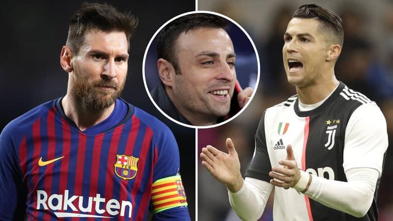 Cristiano Ronaldo And Lionel Messi Would Struggle In The Current Manchester United Team, Says Dimitar Berbatov