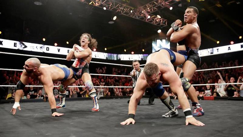 Smackdown's Chad Gable Ready To Light Up WWE UK Tour For A Third Time