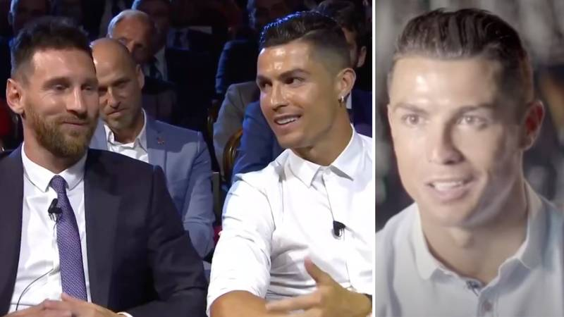 Cristiano Ronaldo Reveals What He Admires The Most About Lionel Messi
