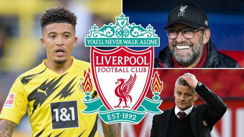 "Jadon Sancho ""Could Join Liverpool Next Summer"" After Manchester United Transfer Saga"