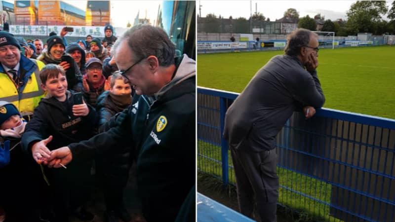 The Way Marcelo Bielsa Describes Taking A Selfie With A Fan Is Brilliant