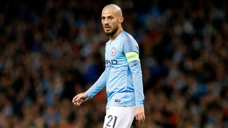David Silva Voted Greatest Spanish Player To Play In The Premier League