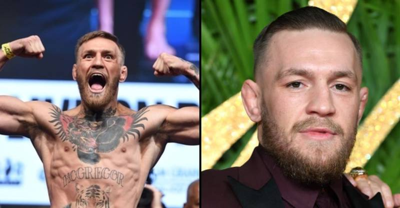 Former UFC Champion Conor McGregor Hints At Return To Fighting