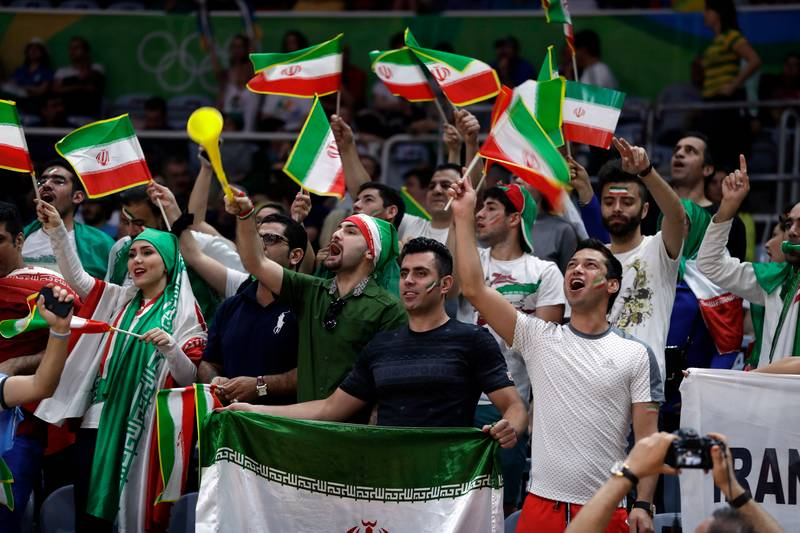 Iran Fans Asked To Dress In Black And Be Silent During S.Korea Game