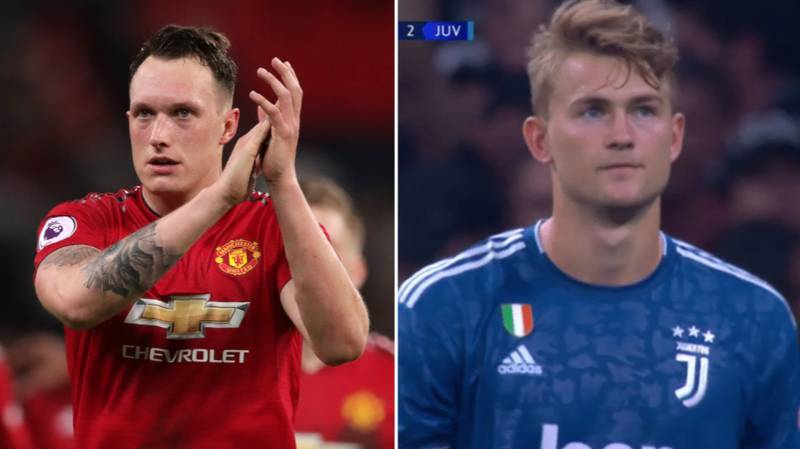Matthijs de Ligt Dubbed 'The Dutch Phil Jones' After His Poor Juventus Form