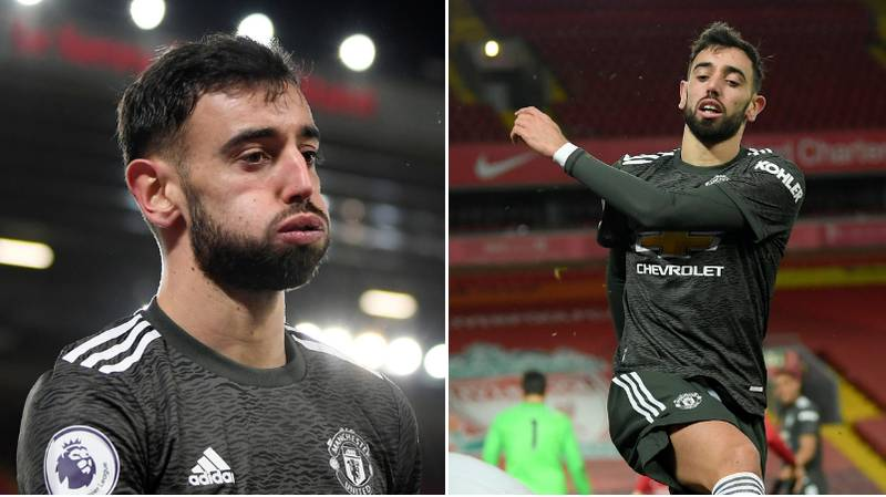 Bruno Fernandes Brutally Mocked By Fans For Going Missing In Yet Another 'Big Game'