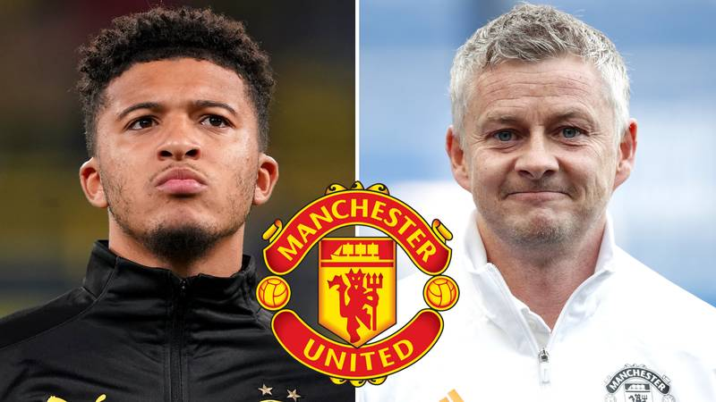 Manchester United Target Jadon Sancho Has Price Tag 'Drastically Reduced' By Borussia Dortmund
