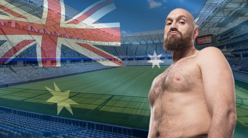 Tyson Fury Set For Incredible $20m Payday By Participating In Global Event In Australia