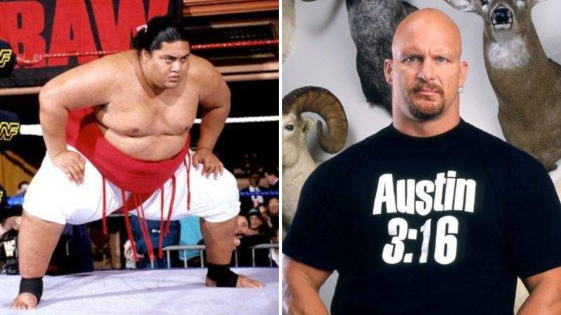 Stone Cold Steve Austin Shares Story Of How He 'S**t His Trunks' In A Match Against Yokozuna