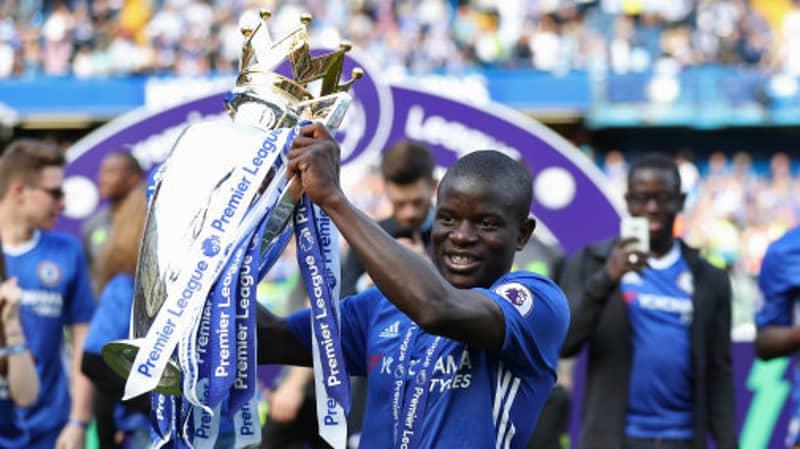 N'Golo Kante Names His Toughest Premier League Opponent