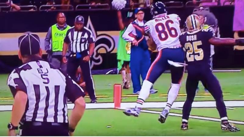 NFL Star Zach Miller 'In Danger Of Losing His Leg' After Sickening Injury