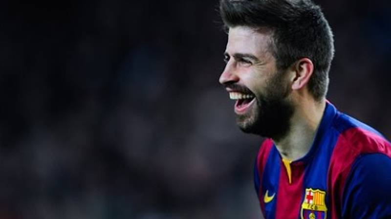 Gerard Pique Posts Typically Brilliant Tweet After Incredible El Clasico Win