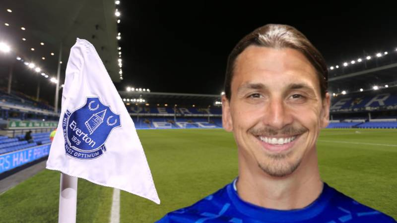 Zlatan Ibrahimovic 'Open' To Moving To Everton If Carlo Ancelotti Is Appointed