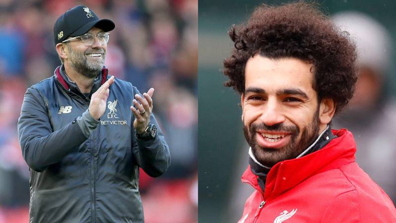 Klopp Claims Salah Is Back To His Best Ahead Of Crucial PSG Clash