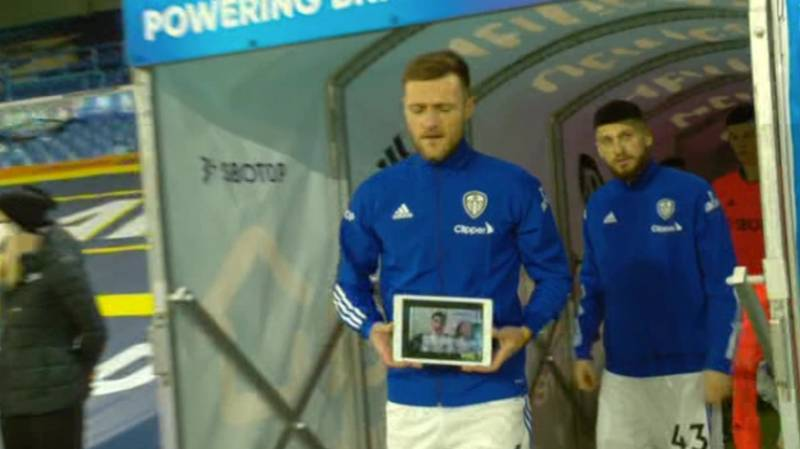 13-Year-Old Cancer Patient Becomes Leeds United's Mascot Through Live Zoom Call