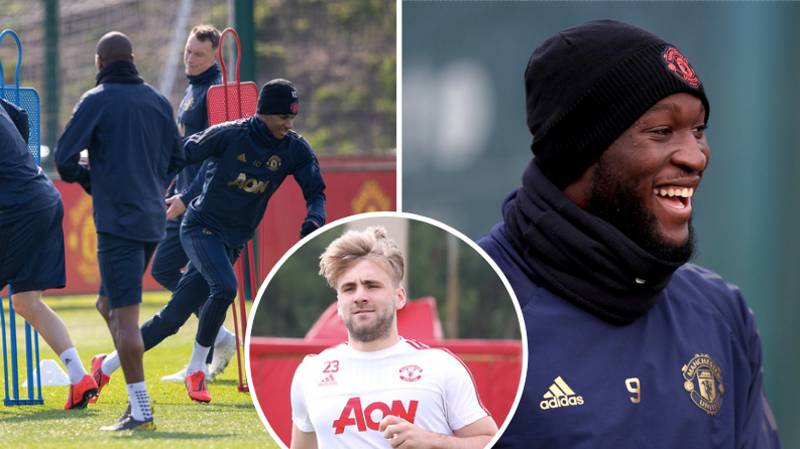 The Fastest And Slowest Players In Manchester United's First Team Squad