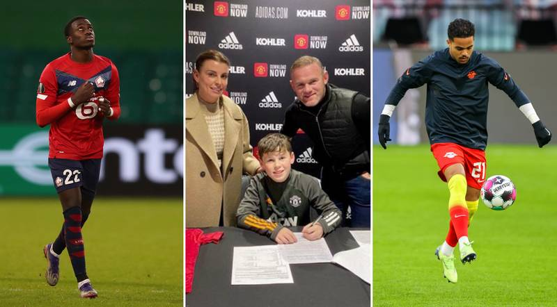 10 Footballers Following In Their Famous Father's Footsteps