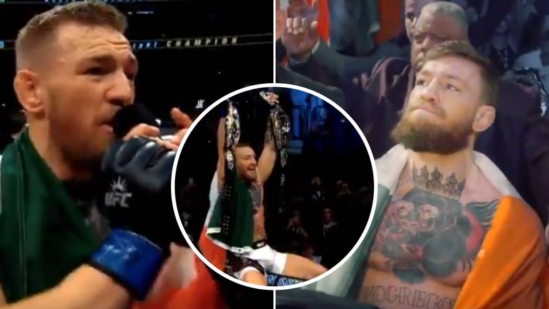 Dana White Leaks Brilliant Opening PPV Video For Conor McGregor Vs Donald Cerrone