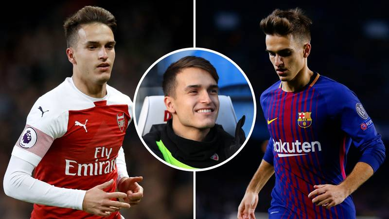 Barcelona Player Denis Suárez Could Still End The Season By Winning Five Trophies