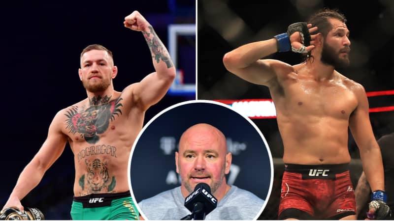 Conor McGregor Vs. Jorge Masvidal? Dana White Responds To Masvidal's 'Ultimatum'
