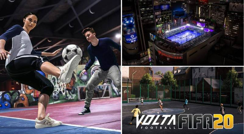 Screenshots From FIFA 20's FIFA Street-Inspired Volta Shows How Amazing It Looks