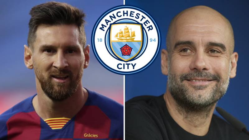 Manchester City Are In 'Pole Position' To Sign Lionel Messi From Barcelona