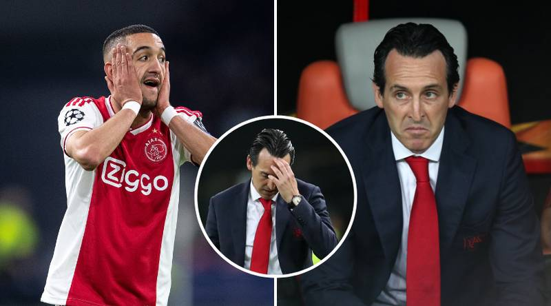 Arsenal Have 'Rejected' The Opportunity To Sign Ajax's Hakim Ziyech For Only £30m