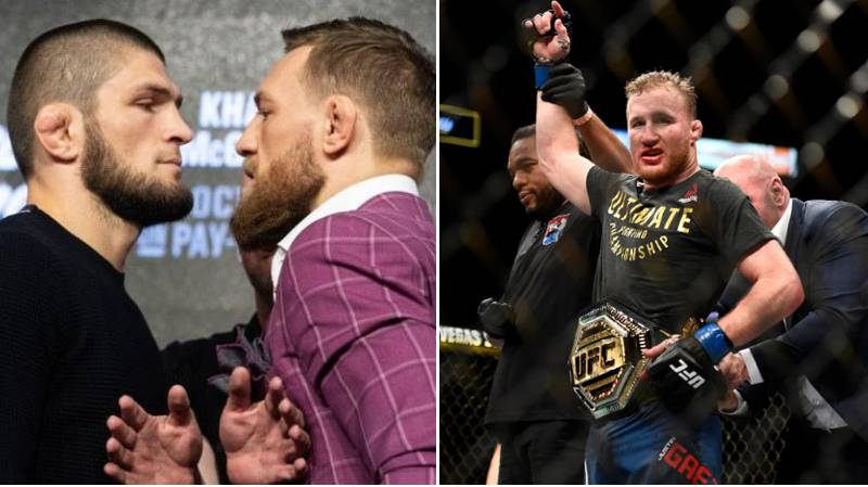Conor McGregor And Khabib Nurmagomedov Leave Comments On Joe Rogan's Post About UFC Title Fight