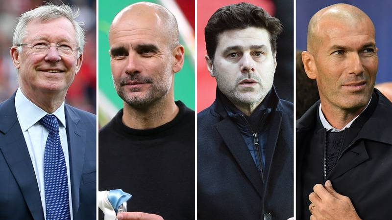 The 20 Greatest Managers In Club Football In The Last Decade Have Been Revealed