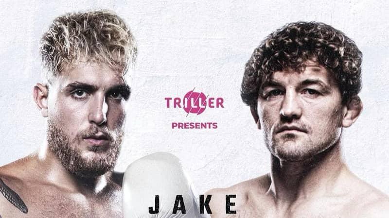 YouTuber Jake Paul To Fight Former UFC Star Ben Askren In Boxing Match