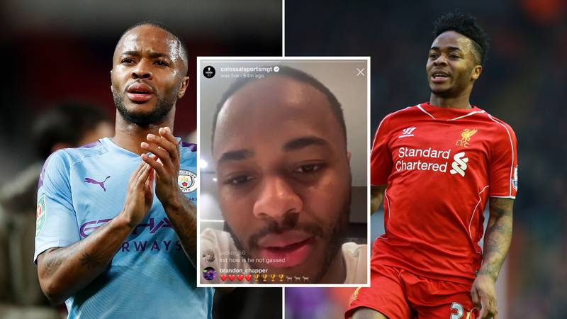 Raheem Sterling Refuses To Rule Out Sensational Return To Liverpool