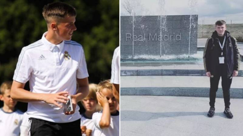 Meet The 18-Year-Old Named 'World's Youngest Senior Football Manager' Who Is Working With Real Madrid