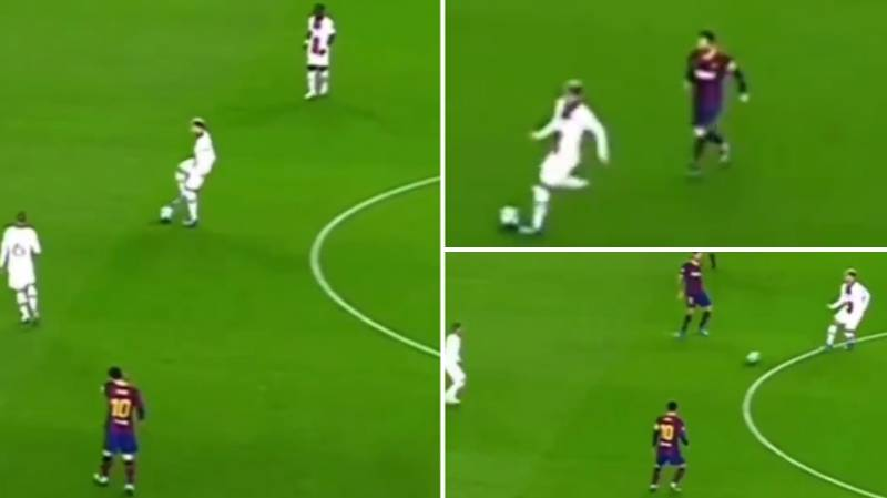 Footage Emerges Of Lionel Messi Walking In 4-1 Defeat To Paris Saint-Germain