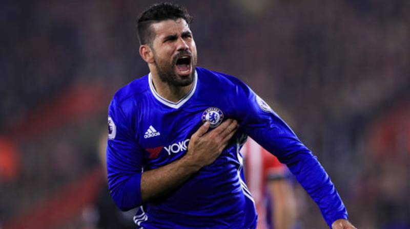 European Giants Set To Offer £27.5m For Diego Costa