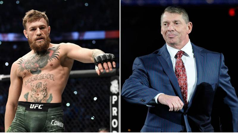 WWE Star Brutally Fires Back At Conor McGregor For Calling Out Vince McMahon